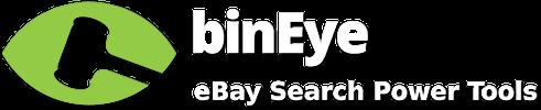 binEye Logo